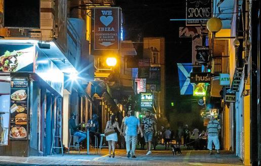 En el West End este año es habitual ver calles vacías y prácticamente sin nadie.