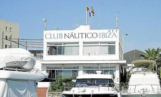 El Club Náutico de Ibiza.