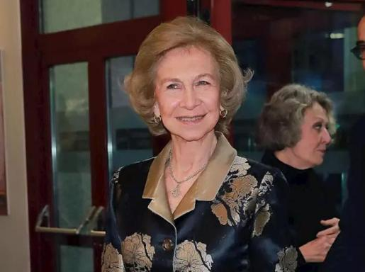 Su Majestad la Reina Doña Sofía - JOSEFINA BLANCO / EUROPA PRESS - Archivo