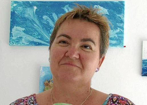 Mónica López Gomila, Moni Formentera, llegó a la pitiusa menor hace 23 años.