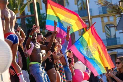 Ibiza Pride se celebrará del 14 al 20 de septiembre en 'streaming'.