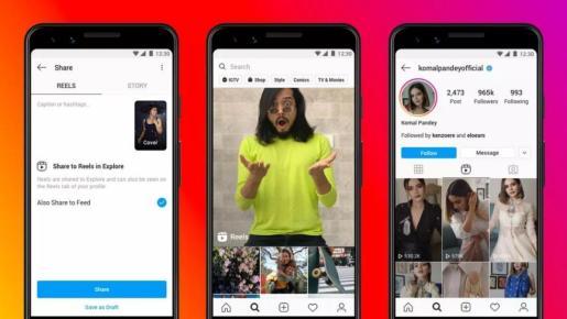 El último intento de Instagram de cazar a la Generación Z llega en uno de los peores momentos para la app china.