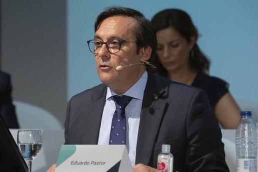 Eduardo Pastor.