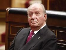 Juan Carlos I abandona España