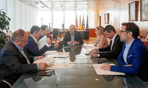 Hoy se celebra en Sant Joan un nuevo encuentro del Consell d'Alcaldes.