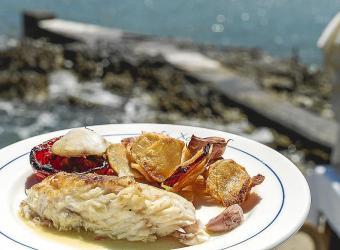 Es Xarcu, más de 30 años ensalzando el pescado fresco de Ibiza
