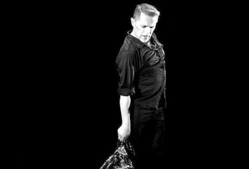 Imagen del bailarín Miguel Barranco, que se ha convertido en los últimos años en un artista de referencia en la danza española.