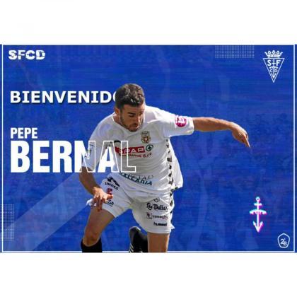Bernal se incorpora a la plantilla del San Fernando CD.