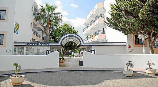 El hotel puente de Ibiza, el hotel La Noria de Playasol.
