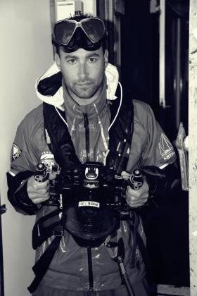 Fernando Garfella, de 31 años, era uno de los mejores documentalistas marinos de España.
