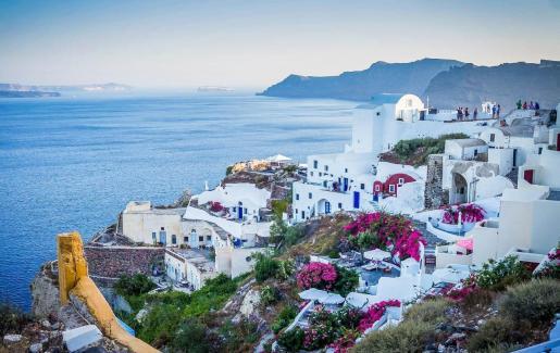 Las Islas Griegas son uno de los principales destinos turísticos del Mediterráneo.