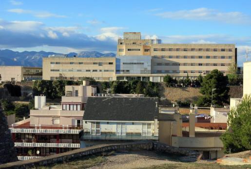 Hospital Verge de la Cinta de Tortosa.