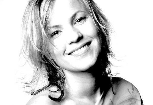 La cantante Carita Boronska.