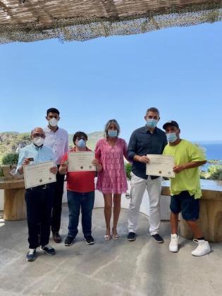 Jesús Vidal, Pablo Pineda y El Langui, nuevos embajadores de Ibiza Luxury Destination.