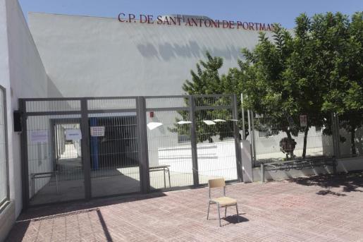 CEIP Sant Antoni.