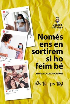 Cartel de la nueva campaña de concienciación.