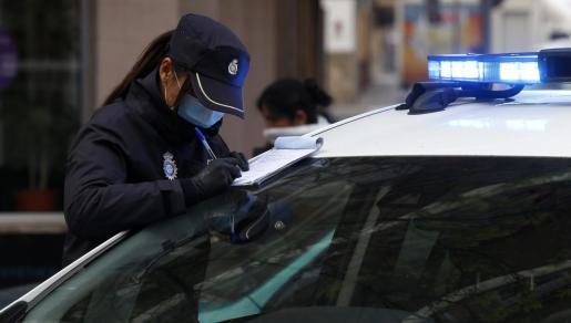 La policía controlará a los insumisos que se saltan la cuarentena.