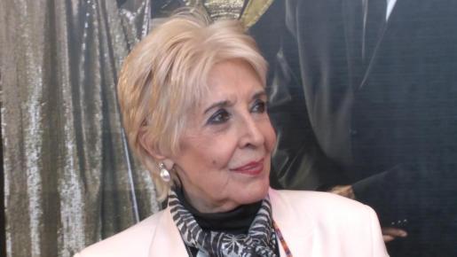 La propia actriz habría decidido dejar de presentar el programa de TVE.