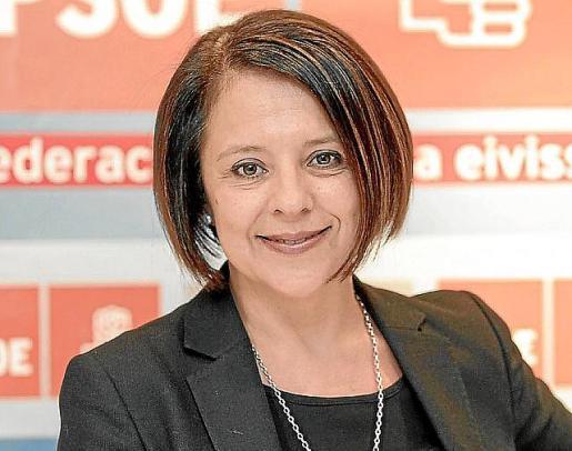 La diputada socialista Sofía Herranz.