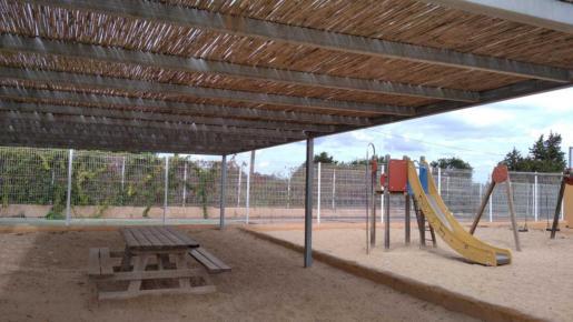Puesta a punto de los colegios de Formentera para comenzar el curso.