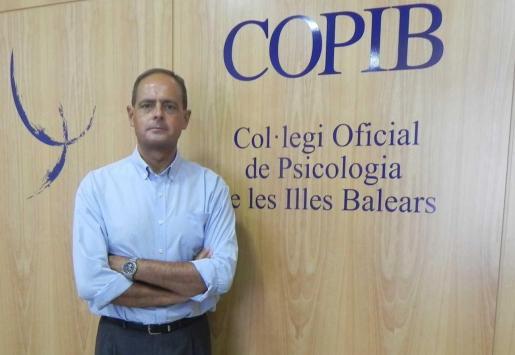 El decano del COPIB, Javier Torres.