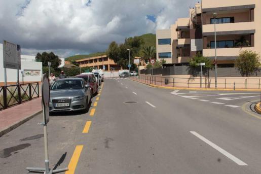Vénda des Coloms se cerrará para facilitar la entrada y salida a los centros educativos.