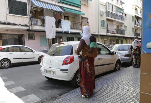 Salut recomienda a los ciudadanos de cuatro barrios de Palma no salir de casa, pero no lo ha prohibido.