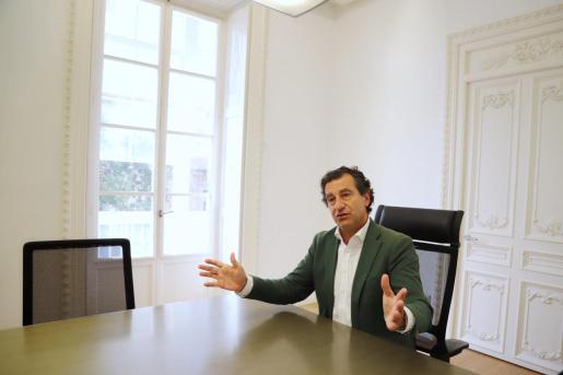El líder del PP en Baleares, Biel Company.