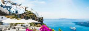 Cruceros por el Mediterráneo: la mejor opción para cruceristas este 2021