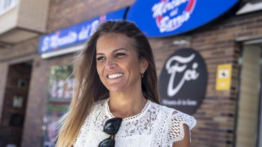 Marta López, en una imagen reciente.