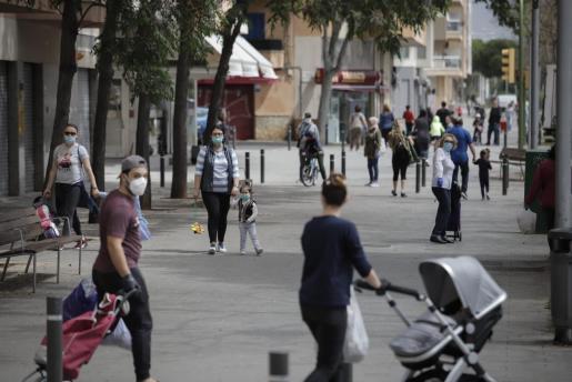 El uso de la mascarilla es obligatorio en Baleares.