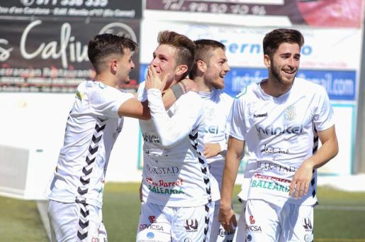 Imagen de archivo de un partido de la Peña Deportiva.