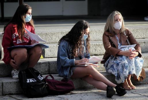 Los estudiantes están llamados a la huelga los próximos 16, 17 y 18 de septiemb
