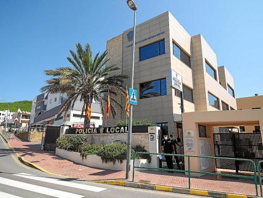 El delincuente fue arrestado por la Policía Local de Santa Eulària tras una peligrosa huida.