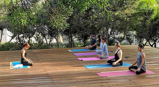 Formentera Zen es la primera de las actividades.