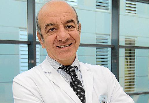El jefe de cardiología de Son Espases, Vicente Pera