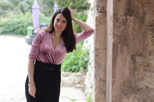 La soprano Irene Mas.