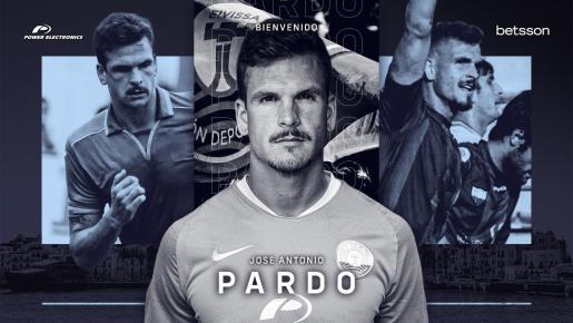 Pardo, nuevo jugador del Ibiza
