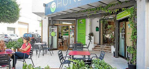 El restaurante Hunza sólo ha trabajado dos meses este año.