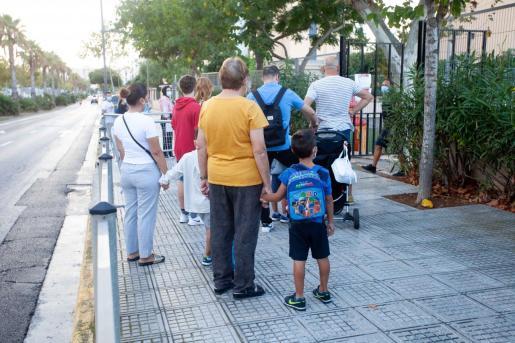 La vuelta al cole se celebró de forma escalonada desde el 10 de septiembre.