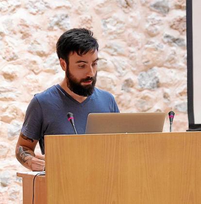 Àlvaro Medina, director gerente de la Fundació Bit.