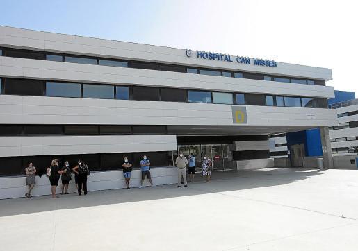 Imagen de archivo del hospital Can Misses este pasado verano.