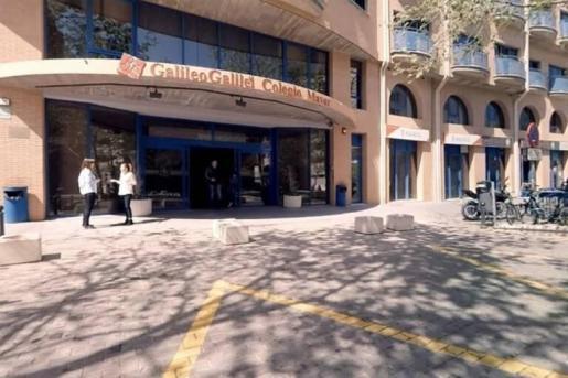 Colegio mayor Galileo Galilei de Valencia.