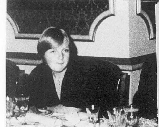 La guía turística Cornelia Arends, asesinada en Mallorca en 1979.