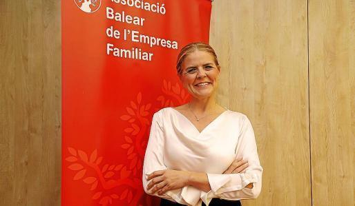 Esther Vidal, en una imagen de archivo.