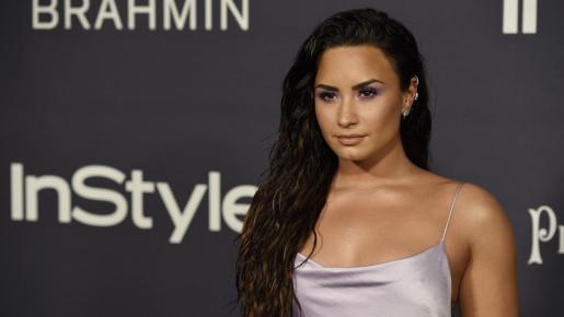 Demi Lovato muestra su cambio físico.