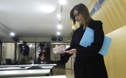 La directora general de Salut Pública del Govern balear, Maria Antònia Font.