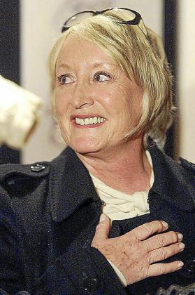 Yvonne Blake, en una imagen de archivo.
