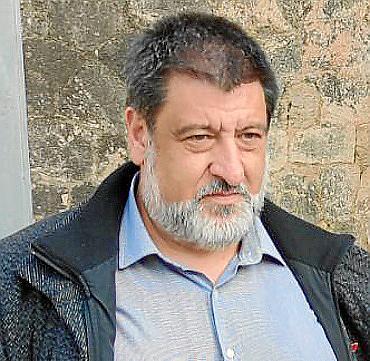 Jesús Jurado, secretario autonómico.