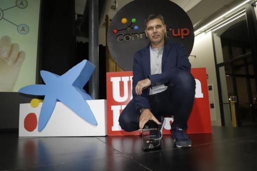 Jaume Bennassar, de 'Tauló', el ganador de Connect'Up Grow 2020.